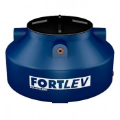 TANQUE POLIET FORTLEV C/TAMPA ROSQ 500LTS