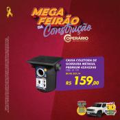 CAIXA COLETORA DE GORDURA METASUL PREMIUM 45X43X48